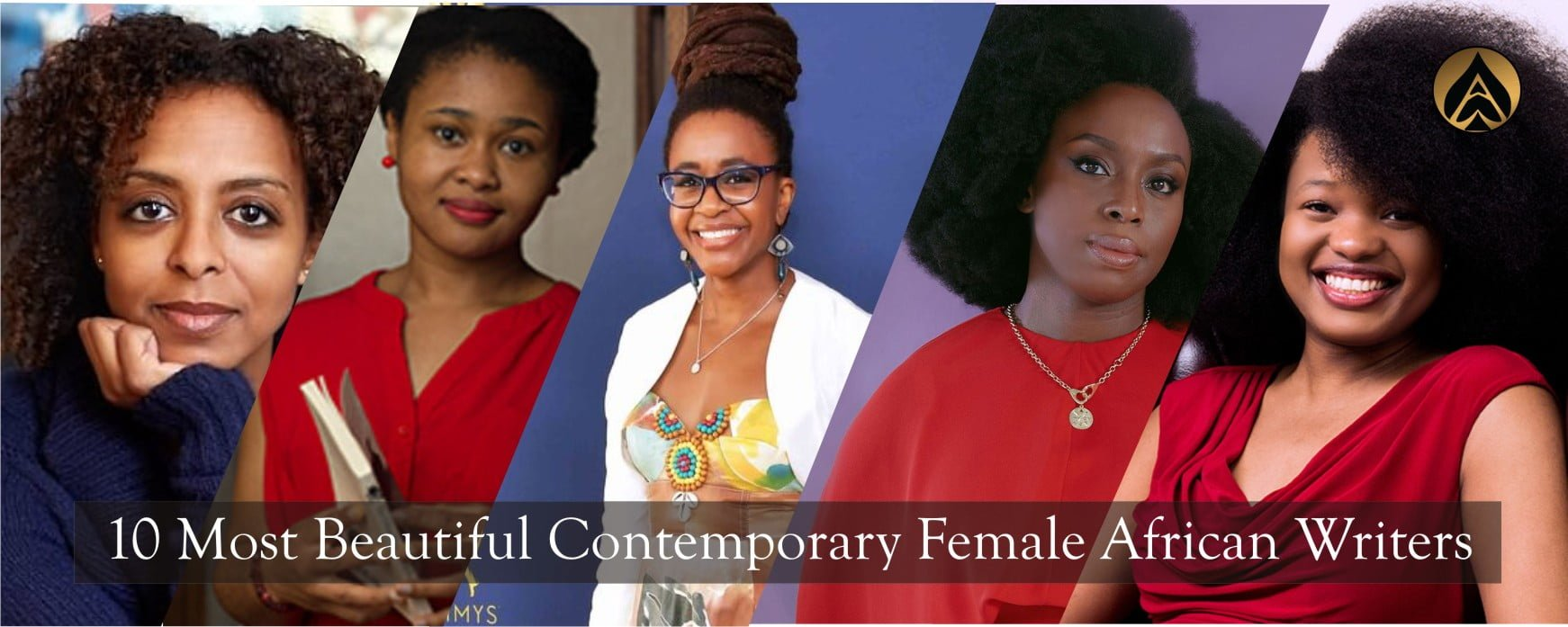 10 Most Beautiful Contemporary Female African Writers