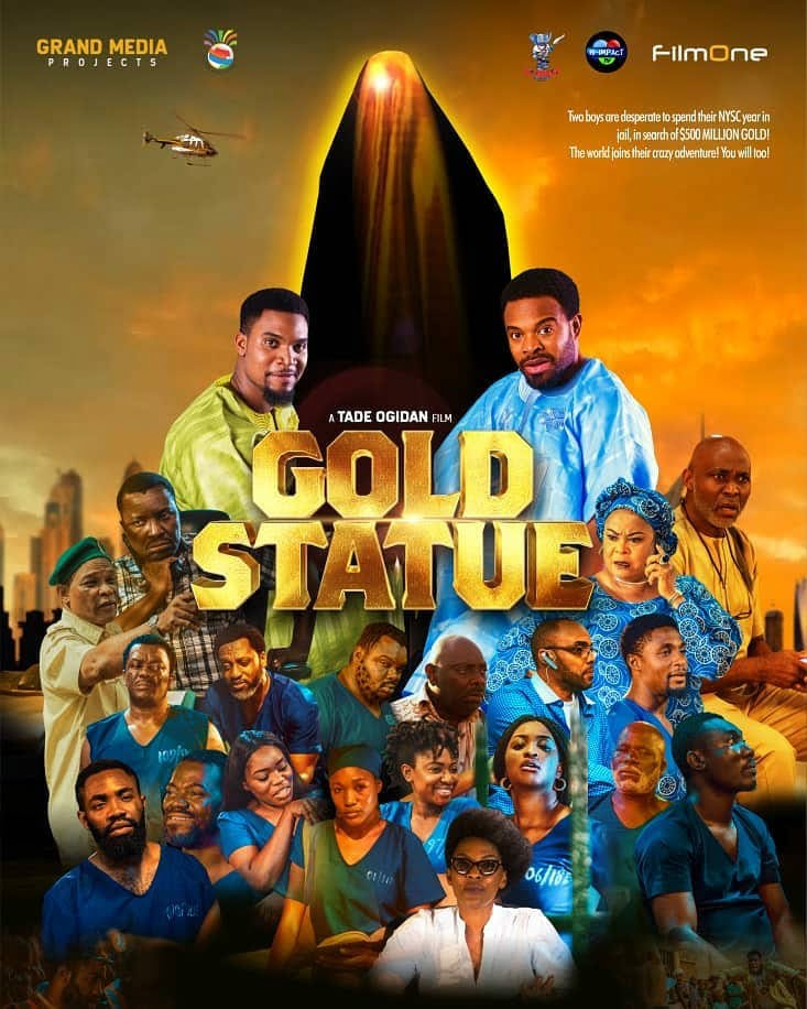 Download Full Movie: Gold Statue