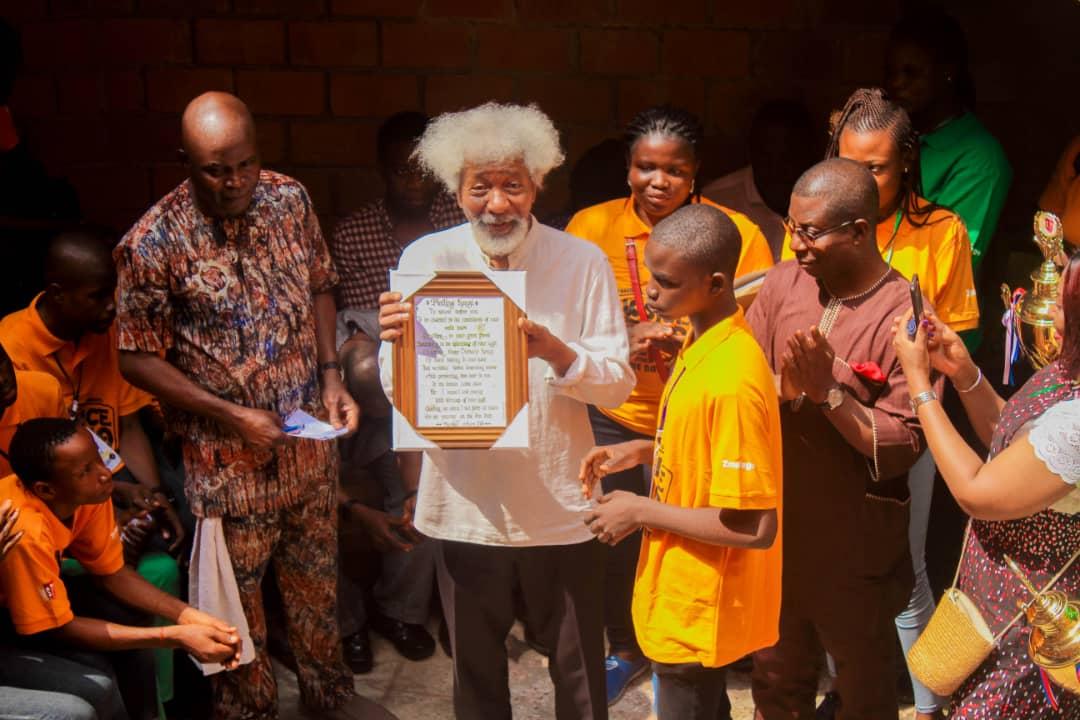 Wole Soyinka Essay Competition 2020