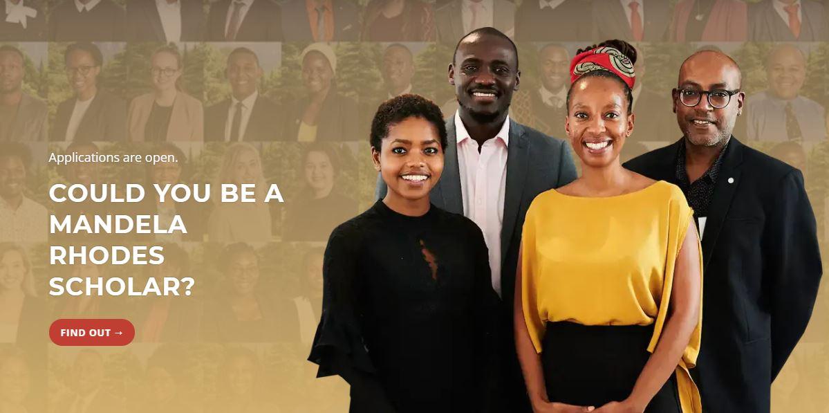 Mandela Rhodes Foundation Scholarship Programme 2022 | Fully Funded