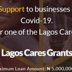 Apply for Lagos Cares Grant 2021 For MSMEs